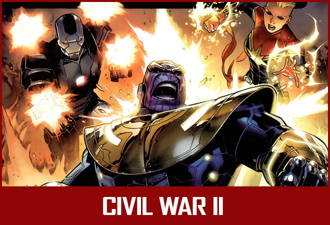 Free comic book day 2016 (civil war ii) (2016) #1 — комиксы на.