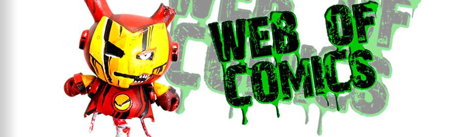 Web-of-Comics – комиксы на русском